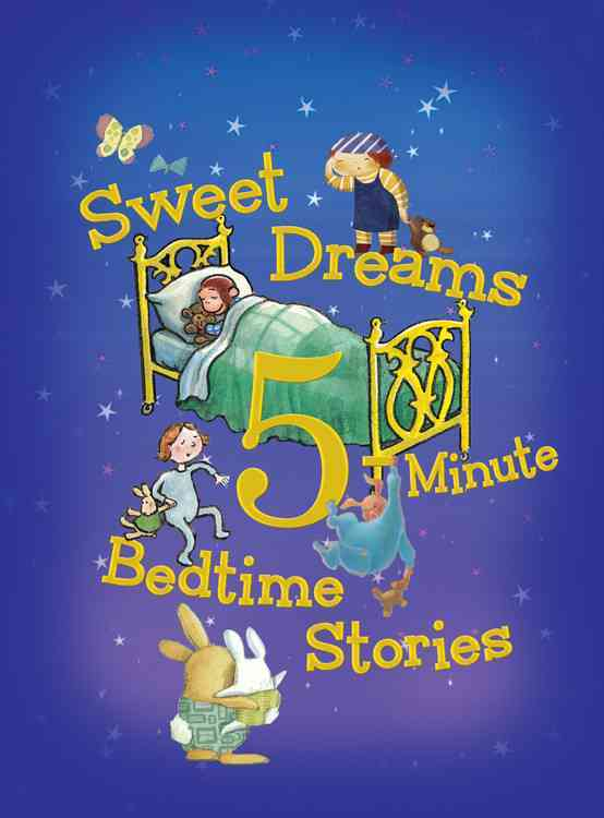 5-Minute Bedtime Stories By Rey and Others/ Houghton Mifflin Harcourt (COR)